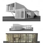 digital model renderings