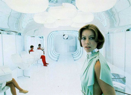 Logan's Run and the Architecture of Illusion