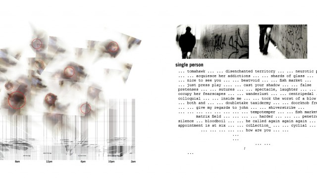 Spatializing Movement – Single