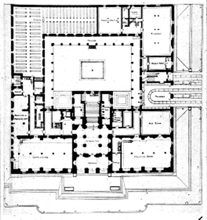 McKim_Mead__White__Boston_Public_Library_1887-95_plan